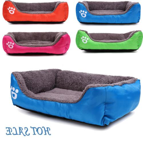 dog bed kennel oversize medium small cat
