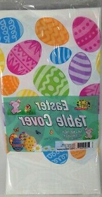 Party Solutions Easter Table Cover