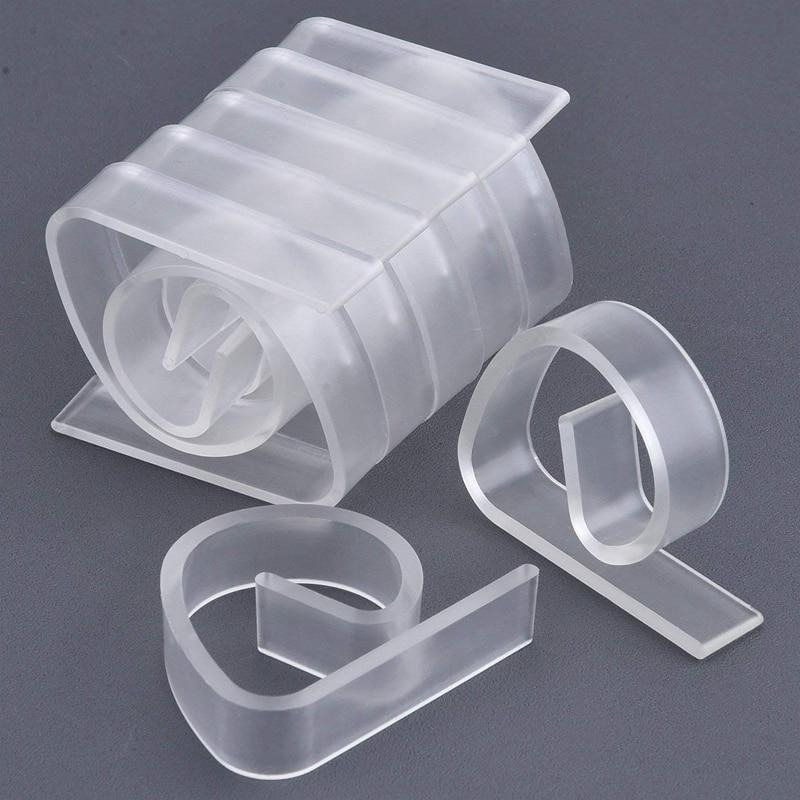 72 Plastic Clips, Cloth Party