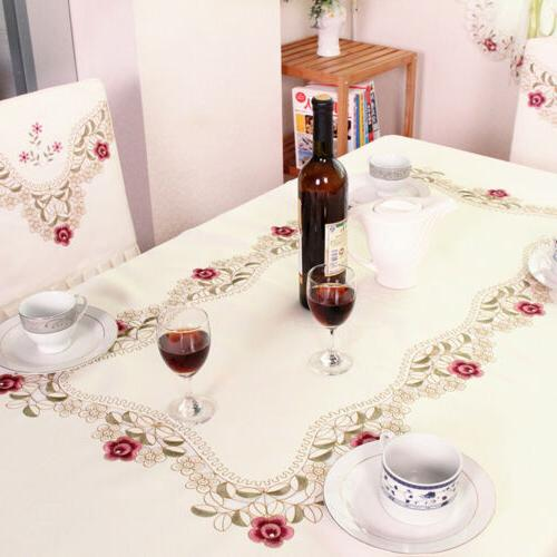Tablecloth Runner Kitchen Dining