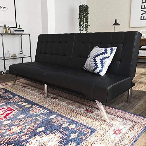 emily convertible futon