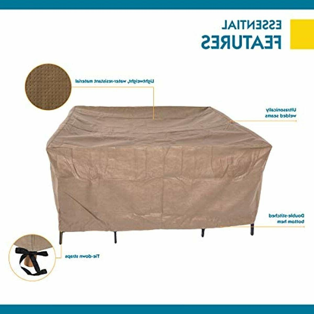 Duck Patio Table Chair Cover, Fits