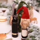 Exquisite Xmas Gnome Tomte Santa Wine Bottle Cover Cap Xmas