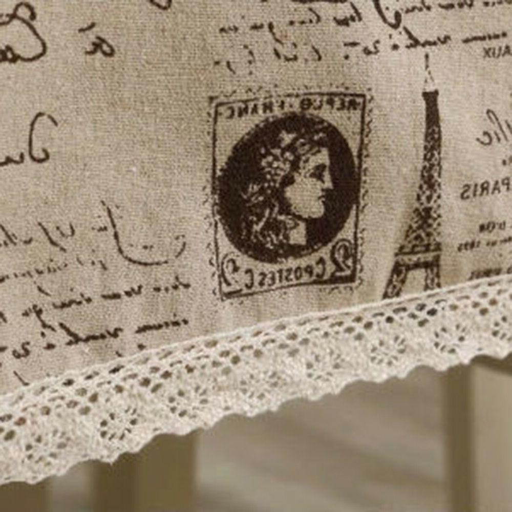 IK- Vintage Paris Cotton Gra