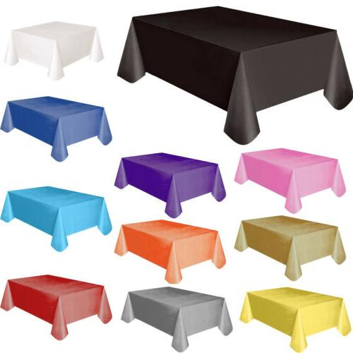 fashion plastic rectangle table cover cloth wipe