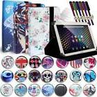 "FOLIO LEATHER STAND CASE COVER For Various 9"" 10"" ARCHOS Tab"