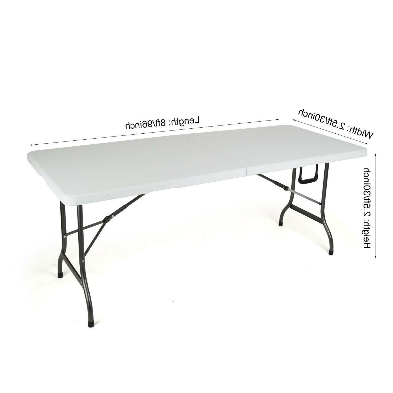 8' ft Tablecloth Banquet