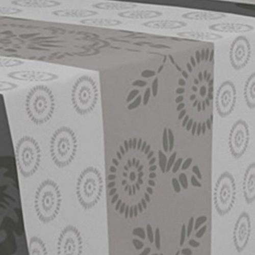 My Summer Resistant Tablecloth, - Grey