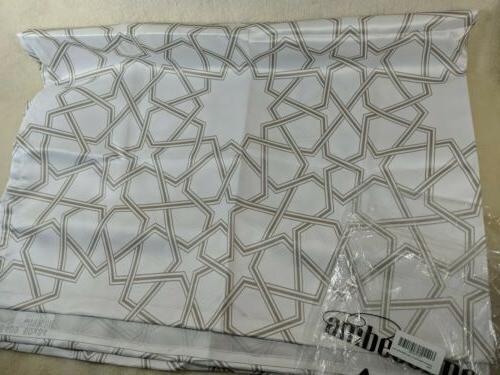 grey tablecloth rectangular table cover home decor