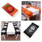 halloween table cover tablecloth home kitchen party