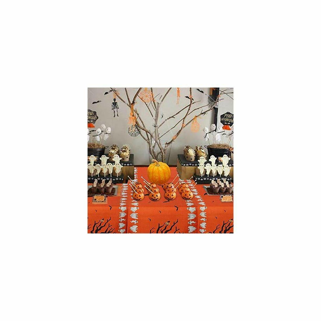 OurWarm Linen Pumpkin and
