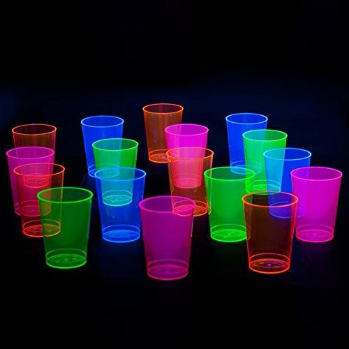 Party Essentials 10-Ounce Party Cups/Tumblers, Assorted