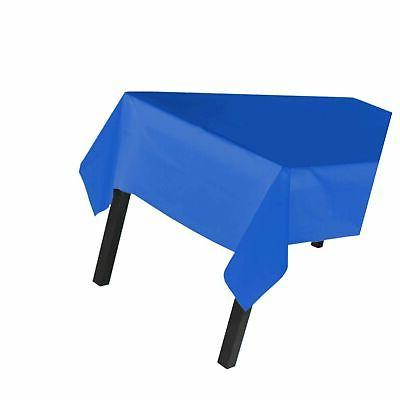 heavy duty plastic table cover