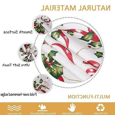 ColorBird Ribbon Fabric Table Cover for
