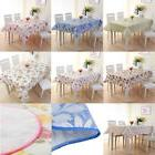 Home Picnic Water Resistant Oil-proof Tablecloth Table Cloth