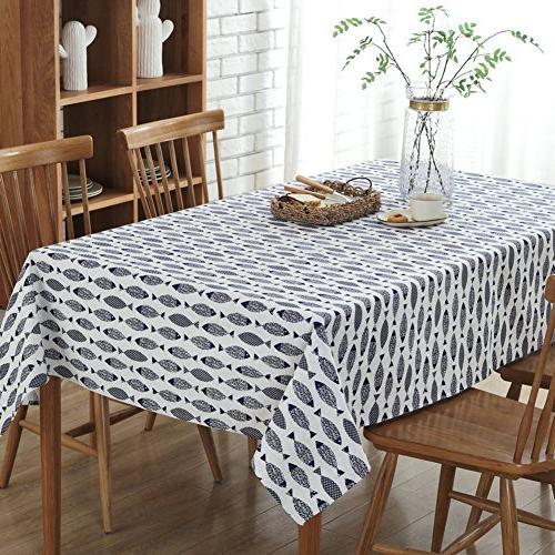 home restaurant tablecloths thick cotton