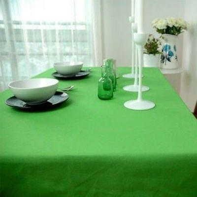 "Hot 54""x108"" Table Cover Birthday Wedding Party Tablecloth"