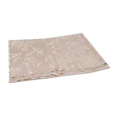 Jacquard Cloth Napkin Round FS3