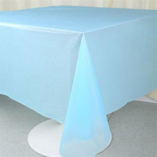 Kitchen Table Cover for Banquet Wedding