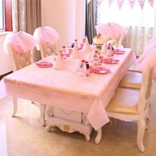Kitchen Table Cover for Wedding Decor