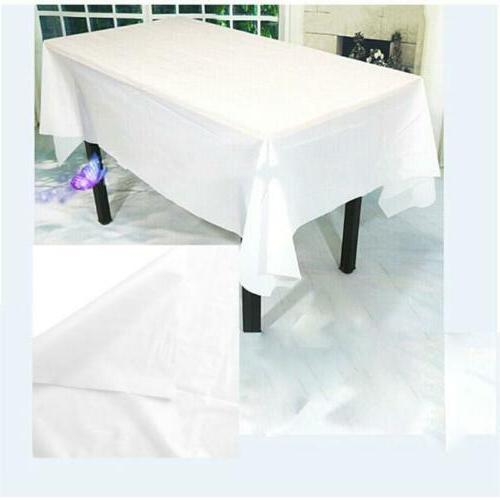 Kitchen Rectangle Tablecloth Table for Wedding Decor