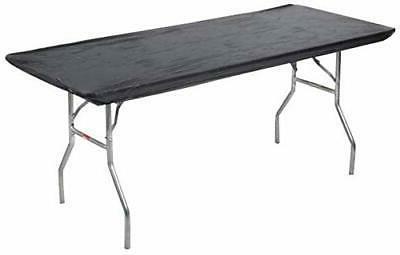 kwik covers 6 rectangular plastic table covers