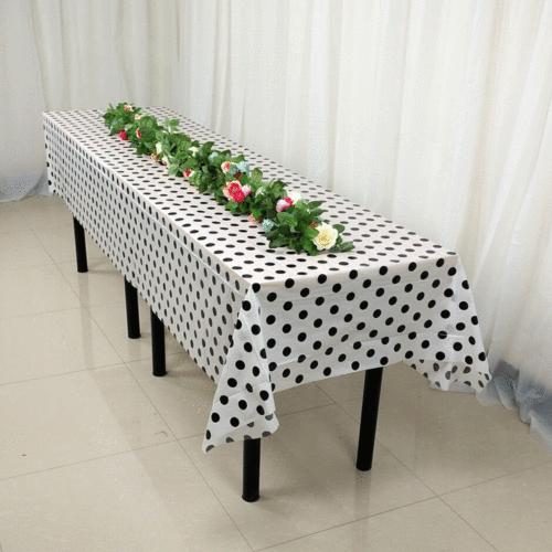 Large Cover Cloth Party Tablecloth