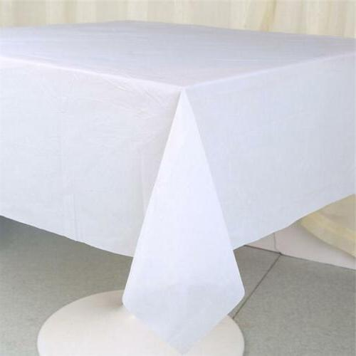 Kitchen Rectangle Table Wedding Party Decor