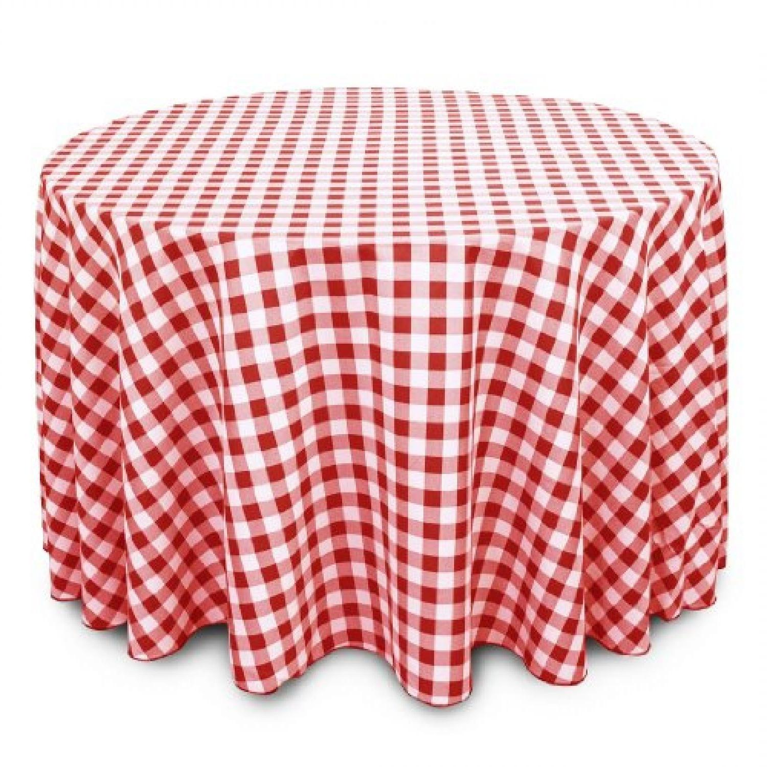 Linen Table Cover 108 Decor