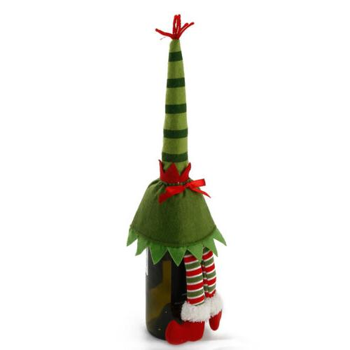 LOT Merry Christmas Table Cover Ornament