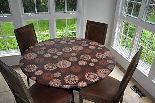 """LAMINET Cover Large Round tables - 56"""""""