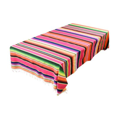 Mexican Table Tablecloth Party Table Cover Dec