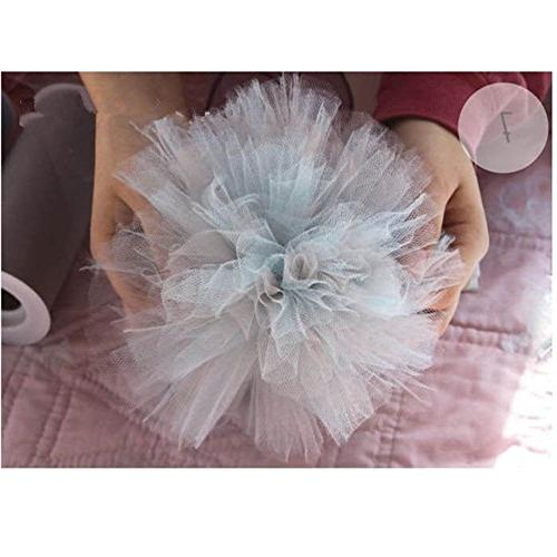 Net Yarn Decoration DIY Table Home Decoration Aprons yarn tutu Party Pack of 2