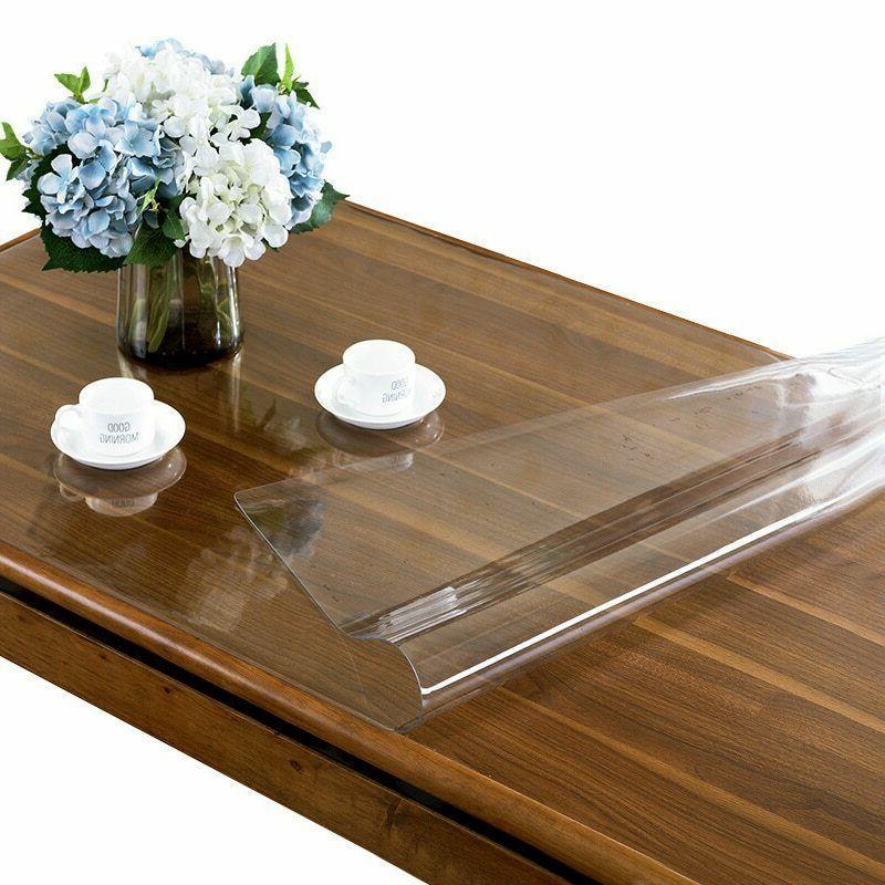 new design waterproof transparent solid pattern kitchen