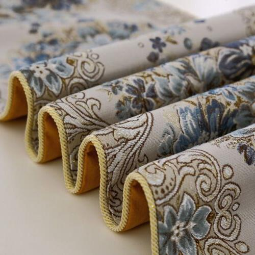 New Table Runner Embroidered Home Cover Fringed Mat Cloth Decor