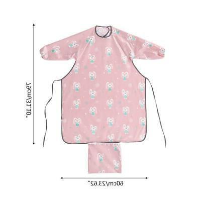 Newborns Bib Dining Gown Saliva Towel Burp