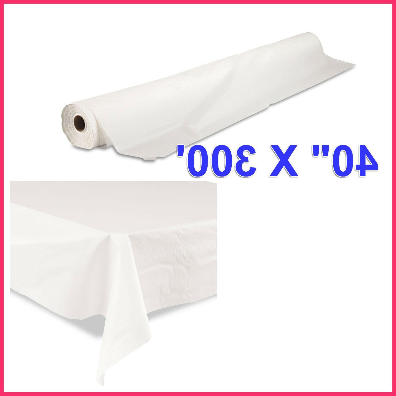 no tax bio degradable plastic table cover