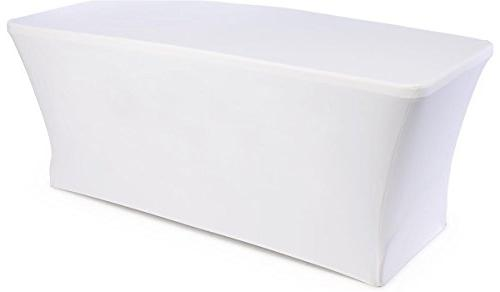 open back stretch table cover