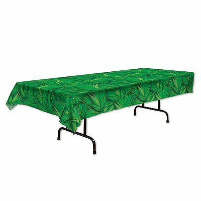 palm leaf table cover