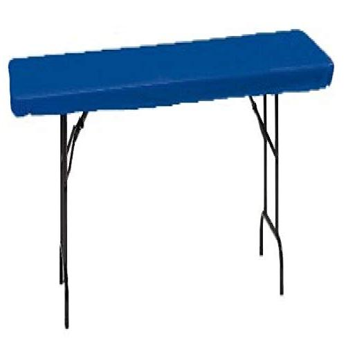 plastic stay put banquet table