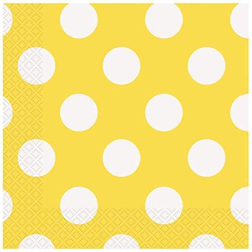 "Polka Plastic Tablecloth, 108"" x"