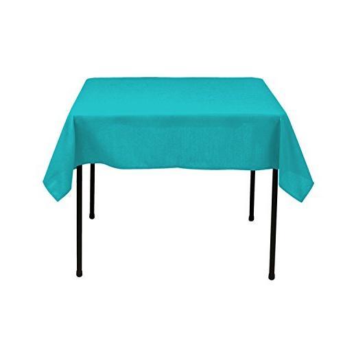 polyester poplin square tablecloth