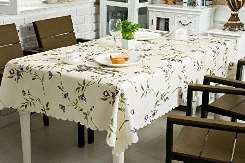 "OstepDecor Tablecloth Banquet Rectangle/Oblong, 60"""