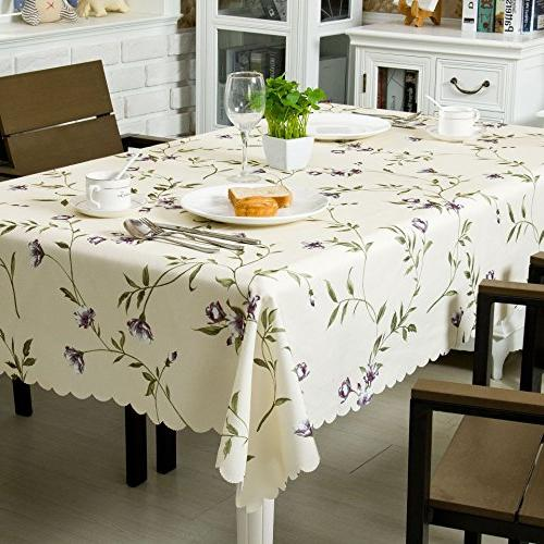 polyester waterproof tablecloth banquet wedding