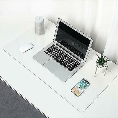 PVC Table Cover Desk Pads Custom Thick