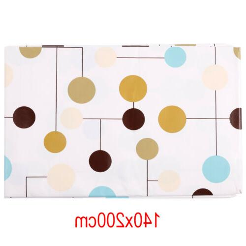 PVC Tablecloth Wipe Table Cover
