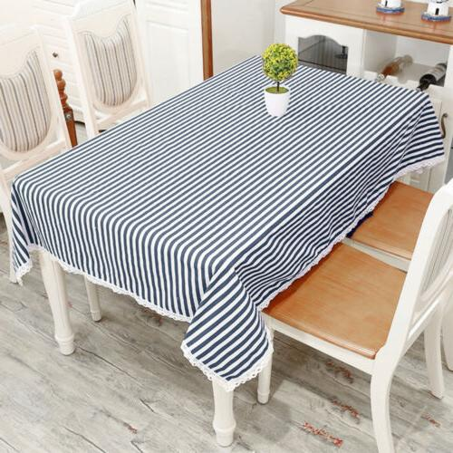 Bohemian Dining Cotton Table Linen Party
