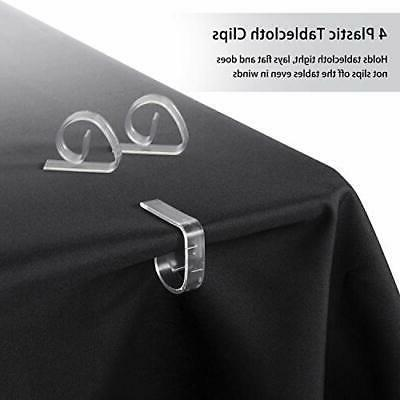 Rectangle Tablecloth For Parties Decorative Cover