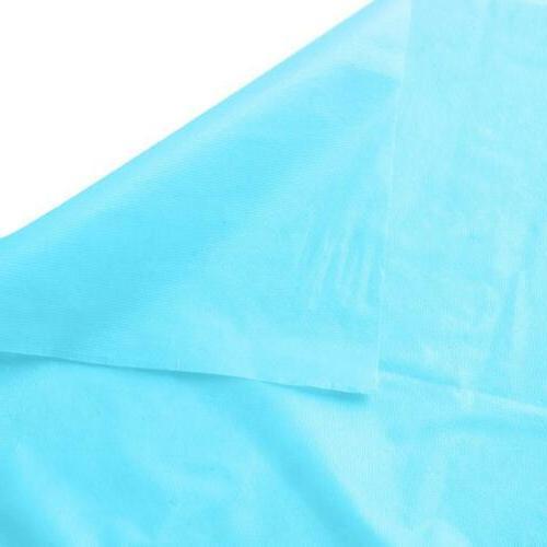Long Rectangle Tablecloth Cover Party Decor