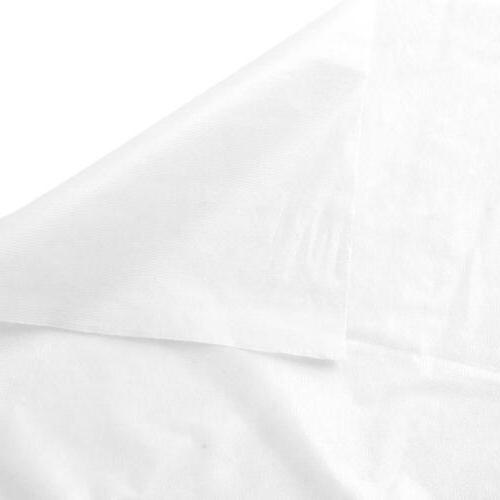 Long Rectangle Table Cover For Wedding Party Decor